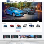 Automotive Car Dealer PHP script - light and fast