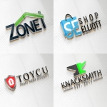Design Modern And Luxurious Logo Within 24 Hours