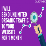 Unlimited 1 Month Traffic + 50 PR9 Shoutout Social Signals