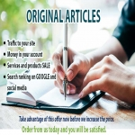 Get 3 original 500 Word Articles in less than 48 hours