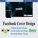 Design Facebook Cover Photo And Social Media Banner