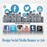 Design Social Media Banner And Ads