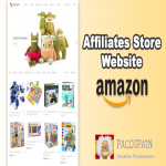 create complete auto Amazon affiliate store on Autopilot