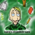 Kids Book - Dave's Everyday Life