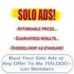 BLAST Your Solo Ads To Over 199,000 ACTIVE Targeted Niche Of Your Choice