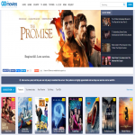 123 Movies Clone or Go Movies Clone Wordpress Theme