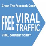 VIRAL COMMENT SCRIPT -GET UNLIMITED TARGETED TRAFFIC