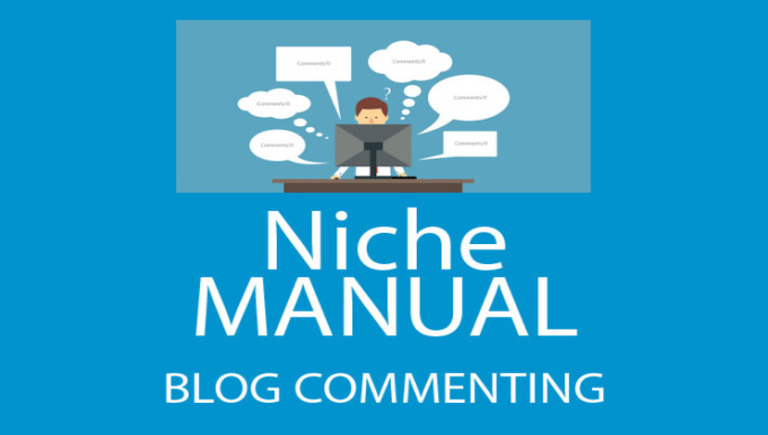 I will Do 50 Niche Blog commenting Backlink in $5