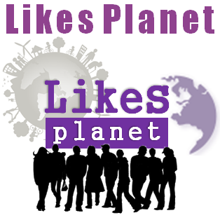LikesPlanet account with 1500-2000 points