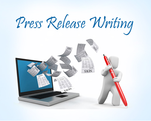 I am looking for a press release content writer (Daily basis work)