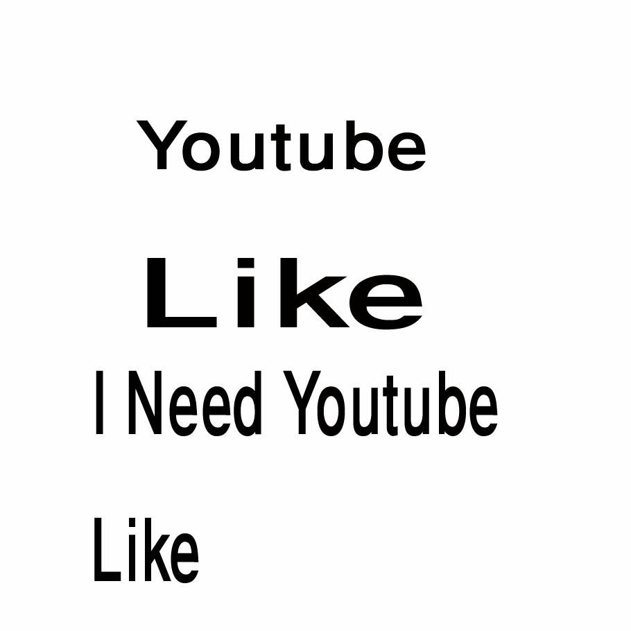 I need youtube Comments Like