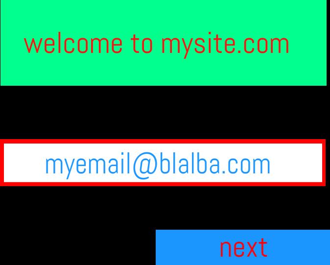 make me a simple login page