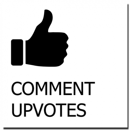 I AM LOOKING TO BUY YOUTUBE COMMENT UPVOTES - 500-2000