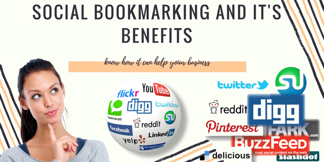 350+ high quality SOCIAL BOOKMARKING