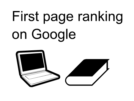 Rank site on page 1 - first page - one keyword