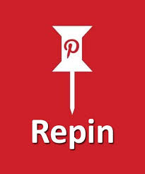 Looking Pinterest repin and Google+ reshare