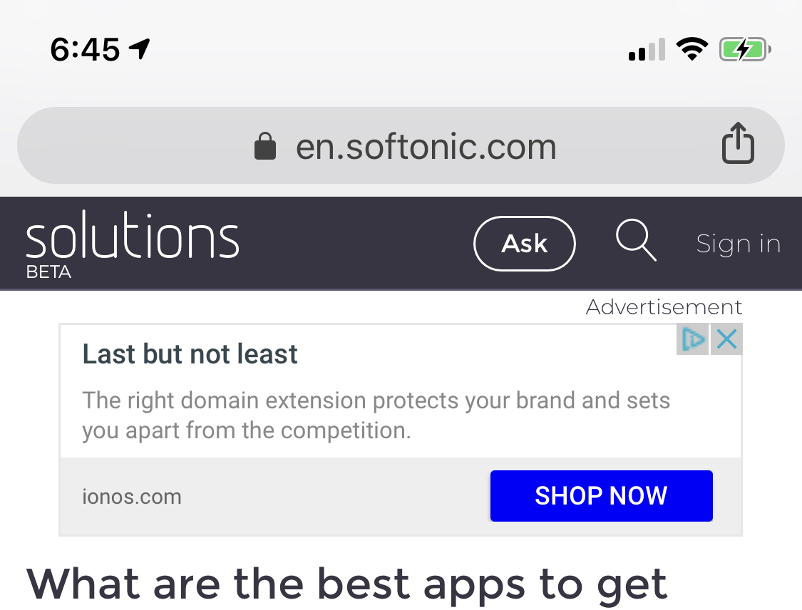 Need Softonic Solutions expert for Upvotes and Backlinking