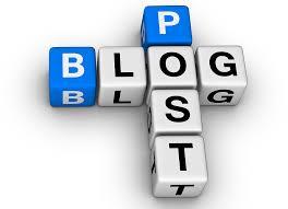 Write Some Blog Posting